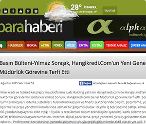 Basında Hangikredi.com 15
