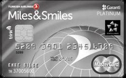 Miles&Smiles Platinum Garanti BBVA