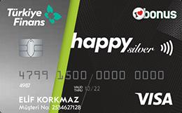 Happy Kart Silver Türkiye Finans