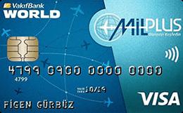MilPlus Card VakıfBank
