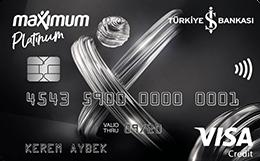 Maximum Platinum  İş Bankası
