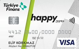 Happy Zero Kart Türkiye Finans