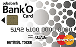 Bank'O Card Odeabank