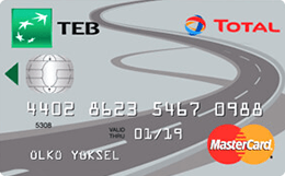 Total Card TEB - Türk Ekonomi Bankası