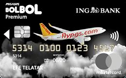 ING Pegasus BolBol Premium Kart ING