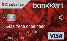 Bankkart Ziraat Bankası