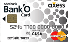 Bank'O Card Axess Odeabank