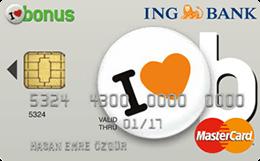 ING Bonus Card ING