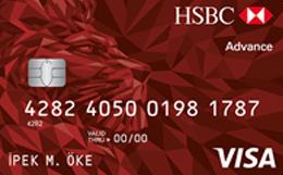 Advance Kredi Kartı HSBC