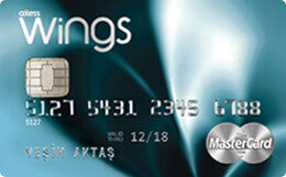 Wings Card Akbank
