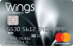 Wings Business Akbank