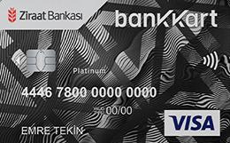 Bankkart Platinum Ziraat Bankası