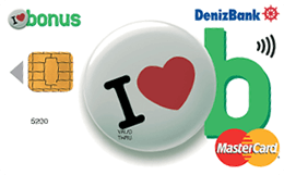 Bonus Card DenizBank